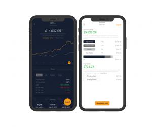iFlip new ai trading app