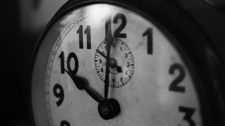 Time the stock market blog pic